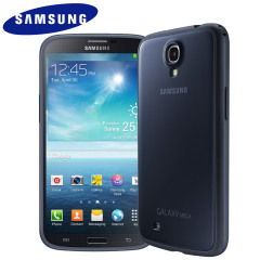 Official Samsung Galaxy Mega 6.3 Protective Case Cover Plus - Black