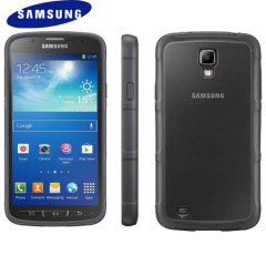 Original Galaxy S4 Active Hülle Protective Cover Plus in Grau