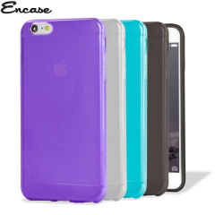 4 Pack Encase FlexiShield iPhone 6 Plus Gel Cases
