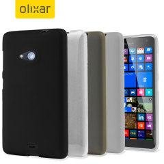 4 Pack Encase FlexiShield Microsoft Lumia 535 Cases