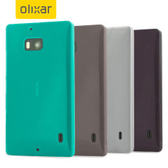 4 Pack Encase FlexiShield Nokia Lumia 930 Gel Cases