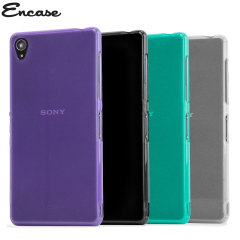 4 Pack Encase FlexiShield Sony Xperia Z3 Cases
