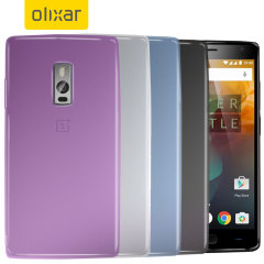 4 Pack FlexiShield OnePlus 2 Gel Cases