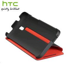 Genuine HTC One Mini Double Dip Flip Case - HC V851