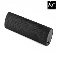 KitSound BoomBar Bluetooth Lautsprecher in Schwarz