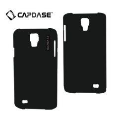 Capdase Karapace Touch Case for Samsung Galaxy S4 Active - Black