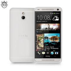 FlexiShield Case for HTC One Mini - Frost White