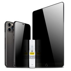 The Olixar CleanSeal Liquid Screen Cleaner and Protector uses liquid nanotechnology to protect your smartphone and tablet. It provides a resistive layer that protects coated surfaces from dirt, fingerprints, smudges, abrasion and bacteria.
