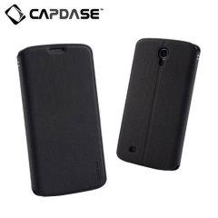 Capdase Sider Baco Folder Case For Samsung Galaxy Mega 6.3 - Black