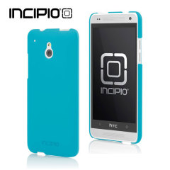 Incipio Feather Case for HTC One Mini - Cyan