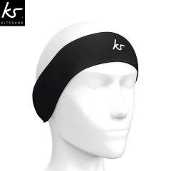 Banda deportiva con auriculares KitSound - Negra