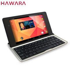 Hawara Aluminium Google Nexus 7 2013 Bluetooth Keyboard Cover