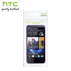 Keep your HTC Desire 300 screen in fantastic condition with the official HTC scratch resistant screen protector (SP P960).