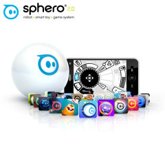 Introducing Sphero 2.0. Now faster, brighter, and smarter than ever. The future of gaming is here, and you hold the power. With over 25 apps jump into a whole new world of mobile gameplay.