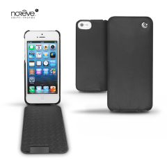 Noreve Tradition Leather Case for iPhone 5C - Black