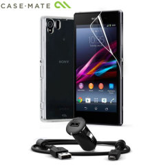 Case-Mate 3 in 1 Bundle Pack for Sony Xperia Z1