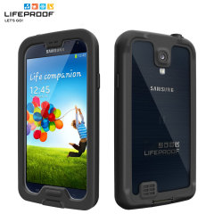 LifeProof Nuud Case Galaxy S4 Hülle in Schwarz