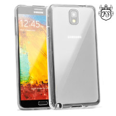 FlexiShield Case for Samsung Galaxy Note 3 - Clear Frosted