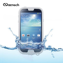 Naztech Vault Waterproof Case for Samsung Galaxy S4 - White