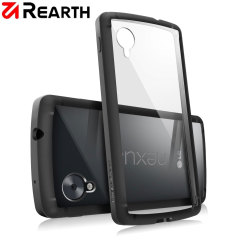 Protect the back and sides your Google Nexus 5 with this incredibly durable and crystal clear backed Fusion Case by Ringke.