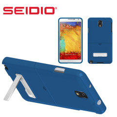 Seidio SURFACE Case with Kickstand for Samsung Galaxy Note 3 - Blue