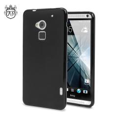 FlexiShield Case HTC One Max Hülle in Schwarz