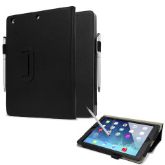Funda iPad Air Stand and Type - Negra