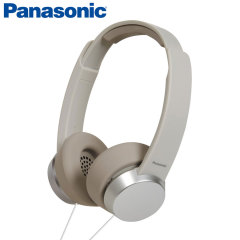 Casque Panasonic HXD3 - Blanc