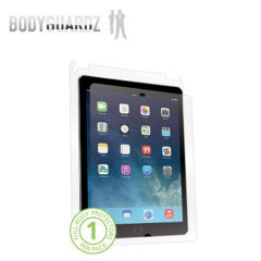 BodyGuardz UltraTough voor iPad Air  Full Body Protector - Clear