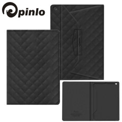 Funda Pinlo Love Geometry Collection para iPad Air - Negra