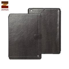 Funda Zenus Neo Classic Diary para el iPad Air - Gris Oscuro