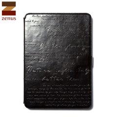 Zenus Masstige Lettering Galaxy Note 10.1 2014 Tasche in Schwarz