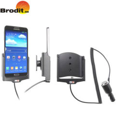 Charge and use your Samsung Galaxy Note 3 safely in your vehicle with this Brodit Active Holder with Tilt Swivel.