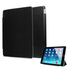 Smart Cover con tapa trasera para iPad Air - Negra