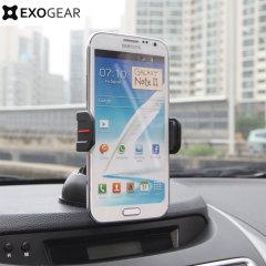 Soporte Coche Exogear ExoMount Touch para smartphones - Negro