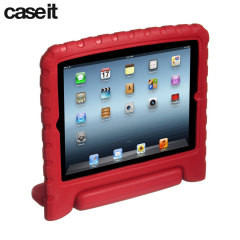 Coque iPad 4 / 3 / 2 Case It Chunky – Rouge