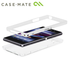 Case-Mate Tough Naked Case für das Xperia Z1 - Transparent