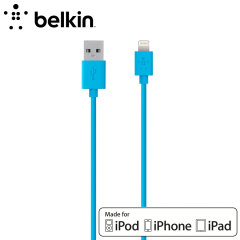 Belkin Lightning USB Ladekabel 1,2M in Blau