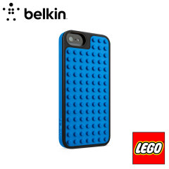 Custodia LEGO Builder Belkin per iPhone 5S / 5 - Nero