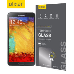 Olixar Tempered Glass Screen Protector for Samsung Galaxy Note 3