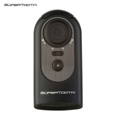 The SuperTooth HD Voice is a Bluetooth speakerphone requiring no installation. Boasting Twin Speaker V Array Technology and featuring two speakers for 5 watt audio output. Supertooth HD is the most powerful sun visor car kit on the market.