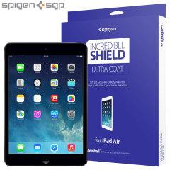 Spigen Incredible Shield Full Body Protector for iPad Air - Ultra Coat