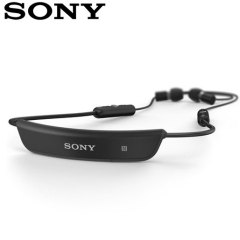 Sony Stereo Bluetooth Headset SBH80 - Black
