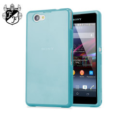 Flexishield Case for Sony Xperia Z1 Compact  - Blue