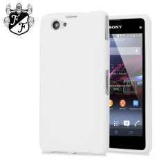 Flexishield Case for Sony Xperia Z1 Compact - White