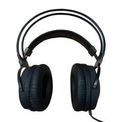 On-Ear DJ Headphones - Black Adjustable Edition