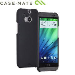 Funda Case-Mate Barely There para el HTC One M8 - Negra