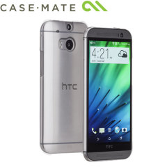 Case-Mate Barely There voor HTC One M8 - Transparant