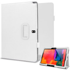 Stand and Type Case for Galaxy Note Pro 12.2/Tab Pro 12.2 - Wit