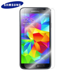 Official Samsung Screen Protector for Samsung Galaxy S5